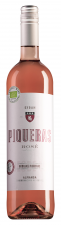 Bodegas Piqueras Almansa Rosé Label