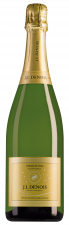 J.L Denois Chardonnay-Pinot Noir Tradition Extra Brut