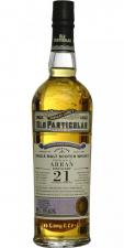 1996 Douglas Laing Old Particular Arran 21 Year Old Single Cask Single Malt Scotch Whisky