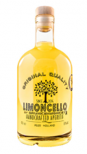 20cl Drunken Monkey Limoncello - Peize