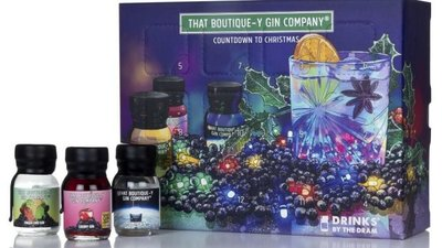 Gin Boutique- y Countdown To Christmas