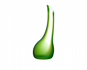 Riedel Cornetto Confetti Decanter Green