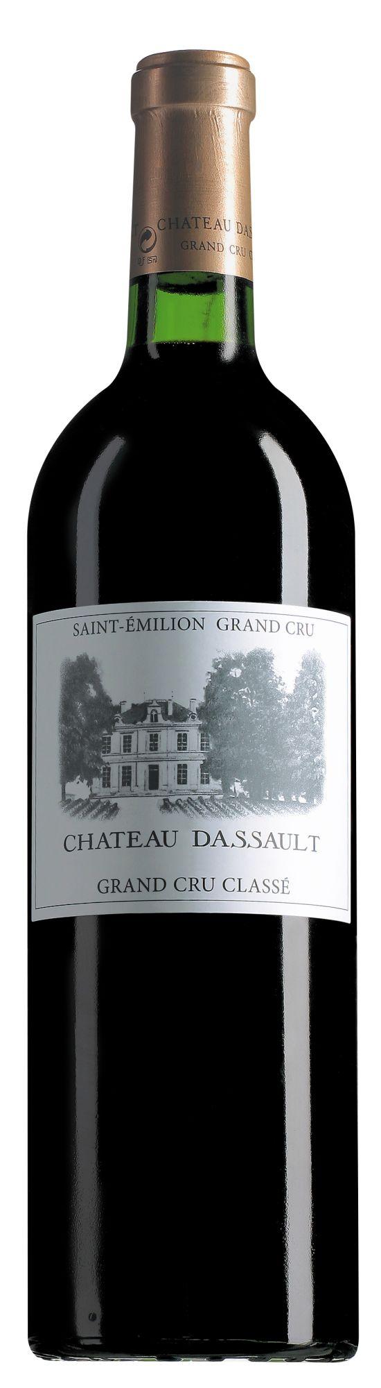 Château Dassault Saint-Émilion Grand Cru Classé