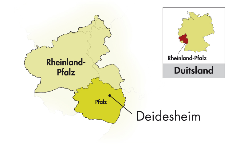 Reichsrat von Buhl Pfalz Weissburgunder Trocken