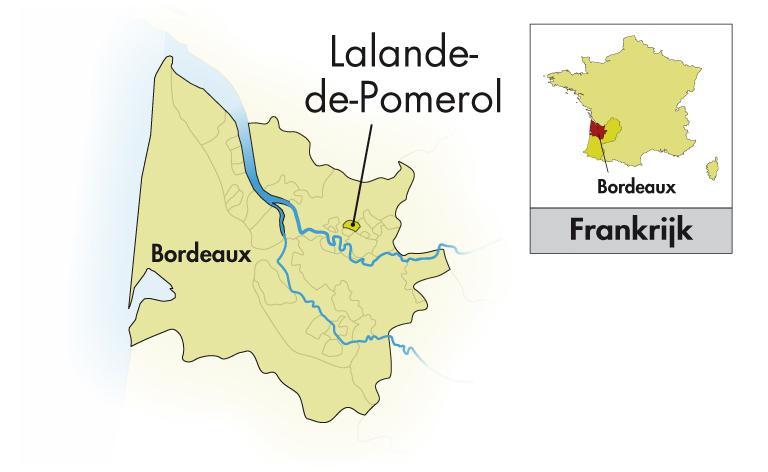 Château Ame de Musset Lalande de Pomerol