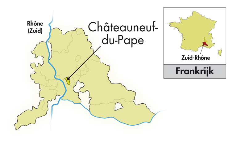 Le Clos du Caillou Châteauneuf du Pape Les Safres Blanc