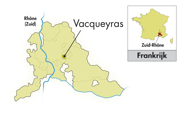 La Bastide Saint Vincent Vacqueyras Pavane