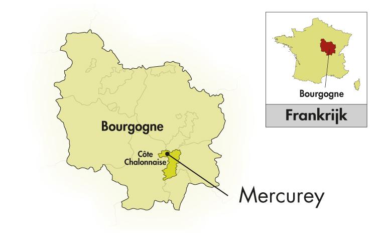 Domaine Raquillet Mercurey Rouge Les Veleys 1er cru