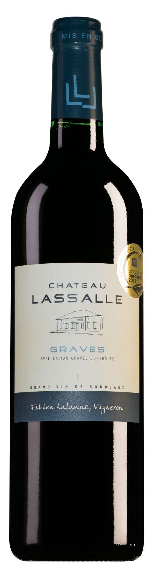 Château Lassalle Graves rouge
