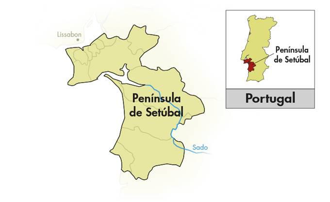 Ficada Península de Setúbal rosé