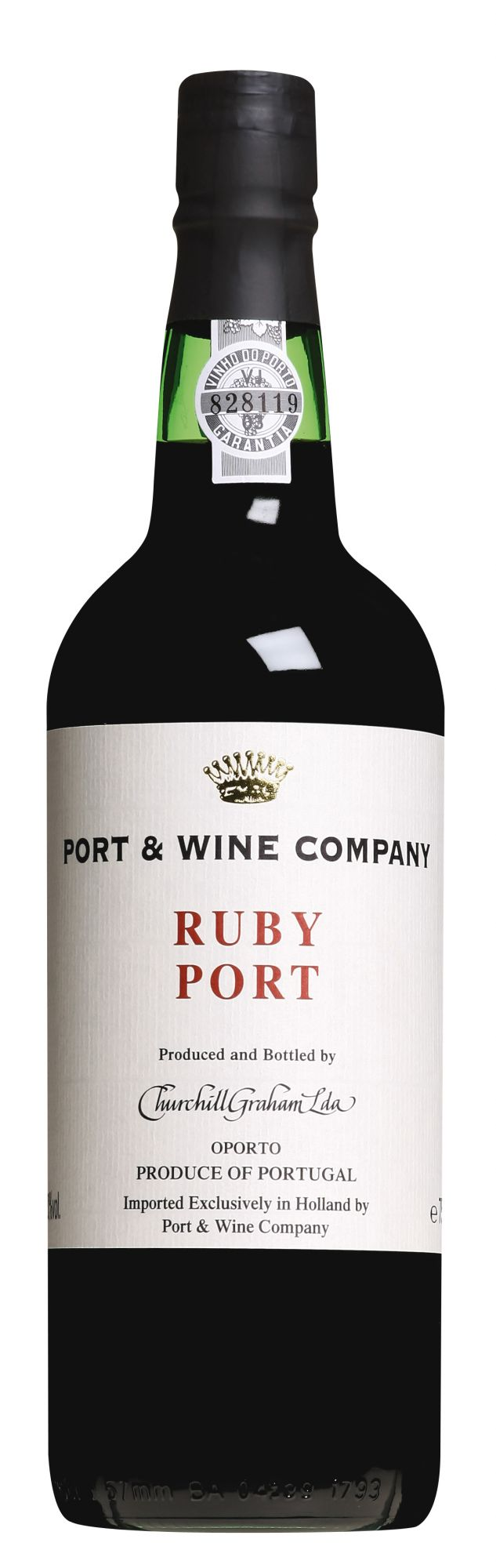 Churchill's Port & Wine Company Ruby Port
