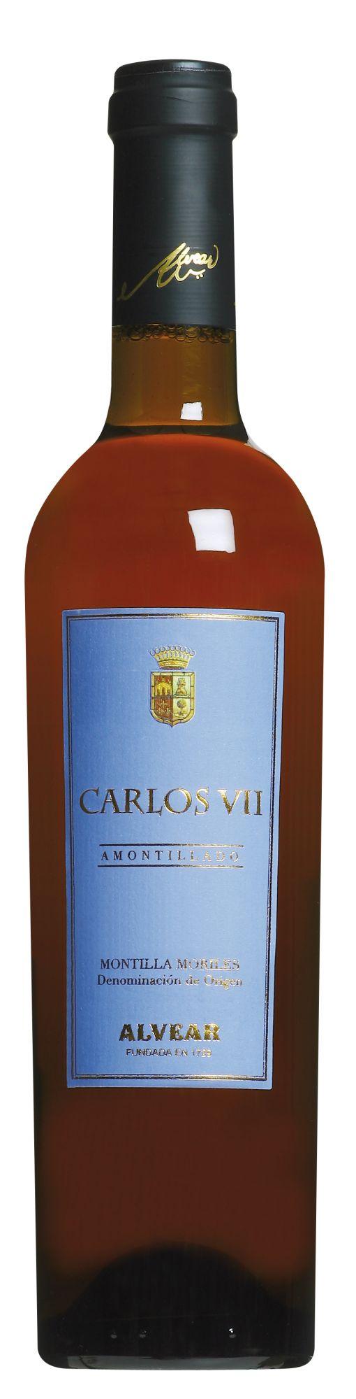 Alvear Montilla-Moriles Amontillado Carlos VII 50cl