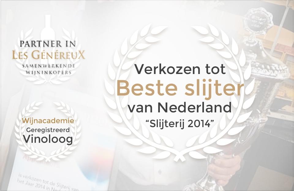 Dia - Beste Slijterij van Nederland