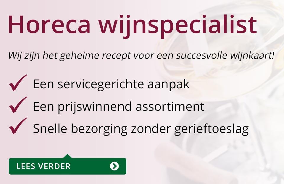 Horeca Wijnspecialist - paars