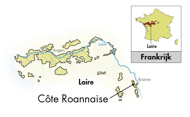 Domaine Sérol Côte Roannaise Les Millerands