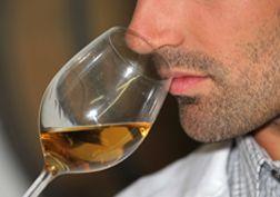 Hmm, deze wijn stinkt!