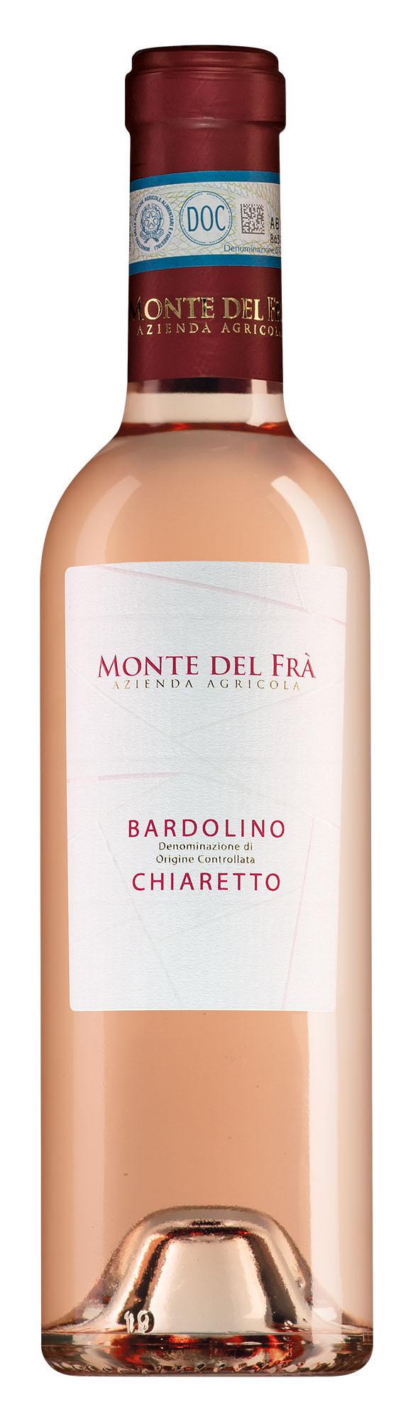 Monte del Frà Bardolino Chiaretto halve fles