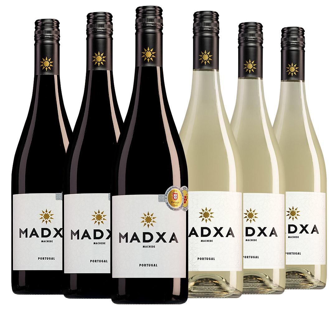 Wijnpakket huiswijnen september (2x3 flessen)