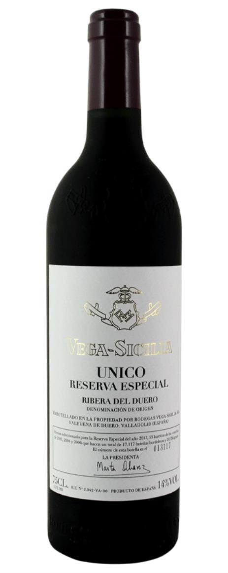 Vega Sicilia Unico Ribera Del Duero 2010 Wijnhandel Appeldoorn
