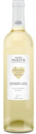 Andrés Iniesta Corazon Loco