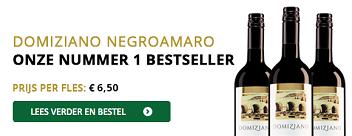 Negroamaro Del Salento, wijn van het jaar