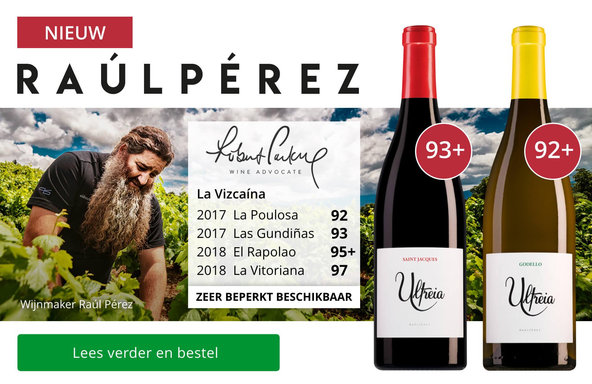 Ontdek Raúl Pérez