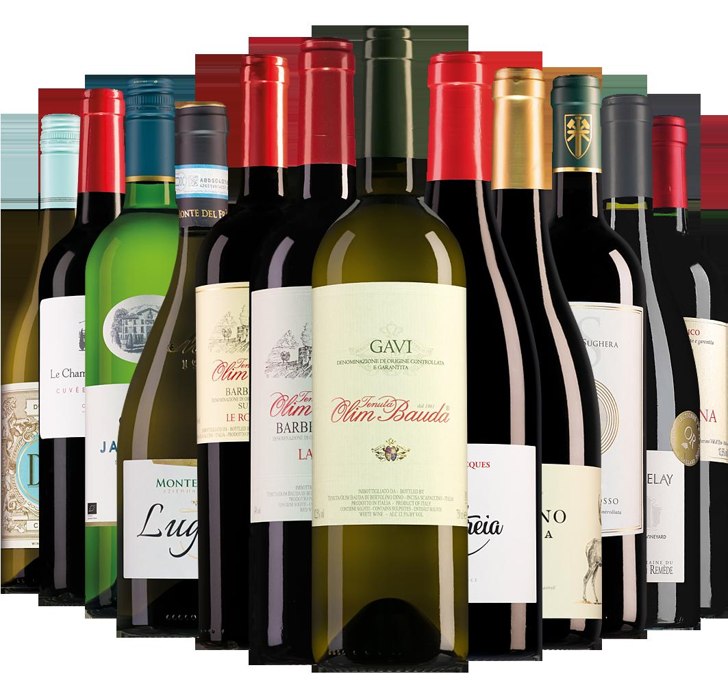 Wijnbericht oktober