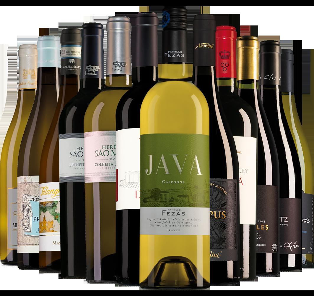 Wijnbericht maart