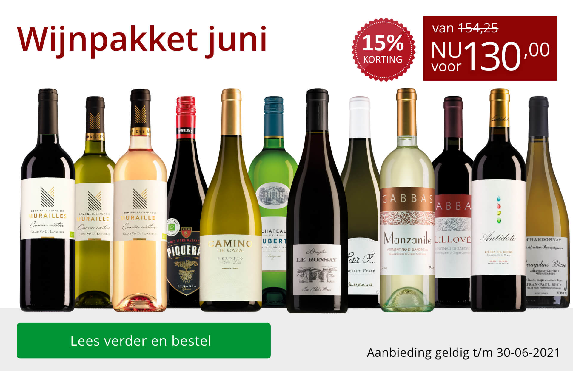 Wijnbericht juni
