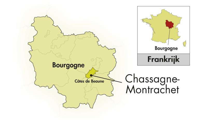 Sylvain Langoureau Chassagne-Montrachet Les Perclos Blanc