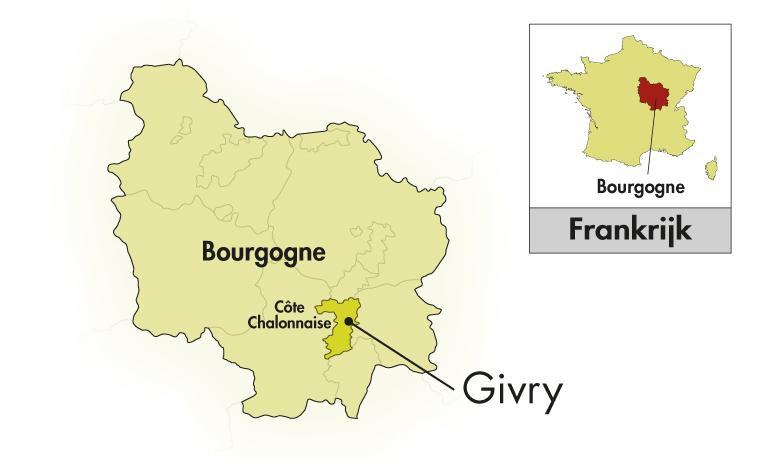 Domaine Besson Givry Bois Gautiers 1er cru