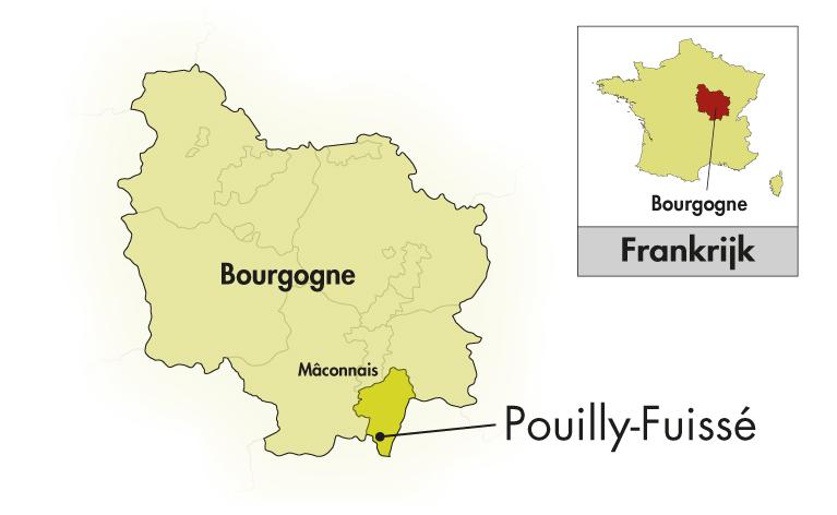 Domaine La Soufrandise Pouilly-Fuissé Clos Marie