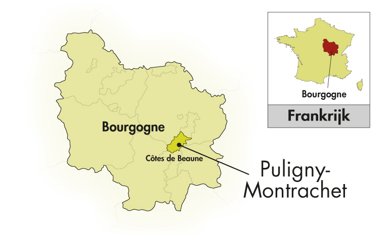 Domaine Sylvain Langoureau Puligny-Montrachet La Garenne Premier Cru