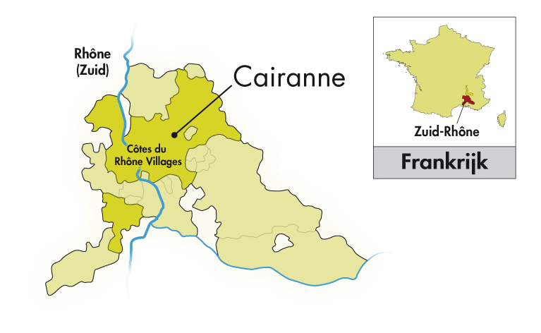Domaine Alary Cairanne L´Estévenas Rouge
