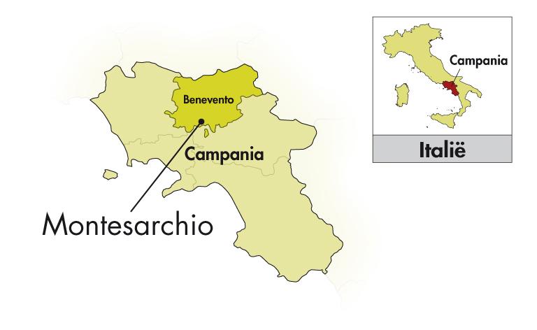 Masseria Frattasi Beneventano Campania Nymphis Sacrae Coda di Volpe